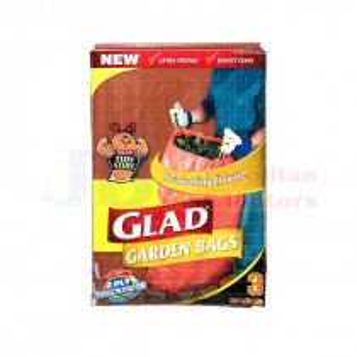 3PK GLAD HOUSE/GARDEN BAG EXTRA LARGE