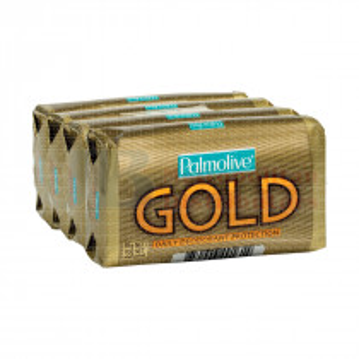 90G 4PK PALMOLIVE GOLD SOAP