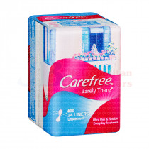 CAREFREE BARELY THERE LINERS