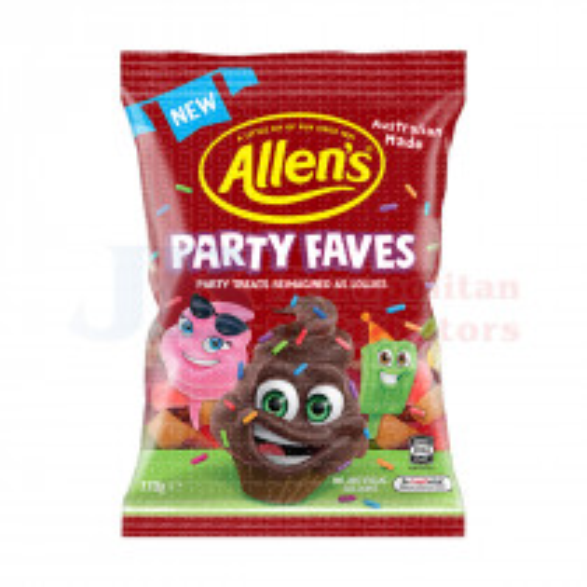 170G ALLEN'S PARTY FAVES