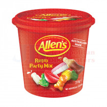 215G ALLENS PARTY MIX CUP