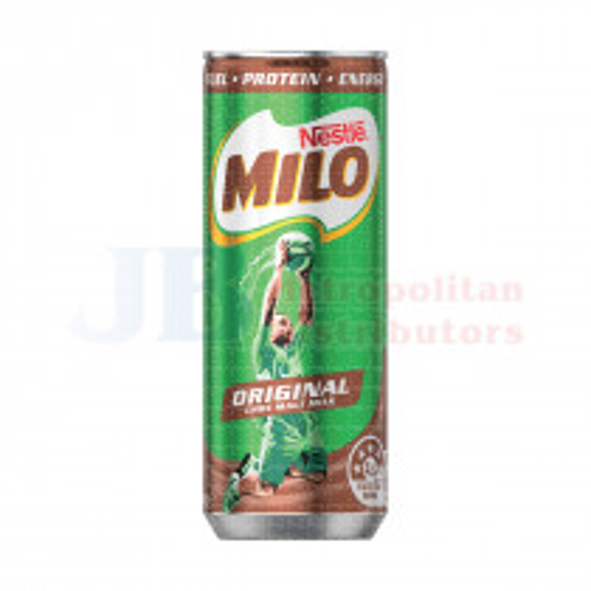 250ML MILO ORIGINAL CANS