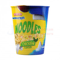 64G MAMEE MONSTER NOODLES CHICKEN FLAVOUR