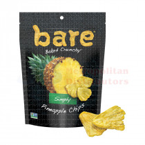 21G SMITHS BARE SIMPLY PINEAPPLE CHIPS