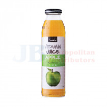 375ML SAM'S VITAMIN JUICE APPLE