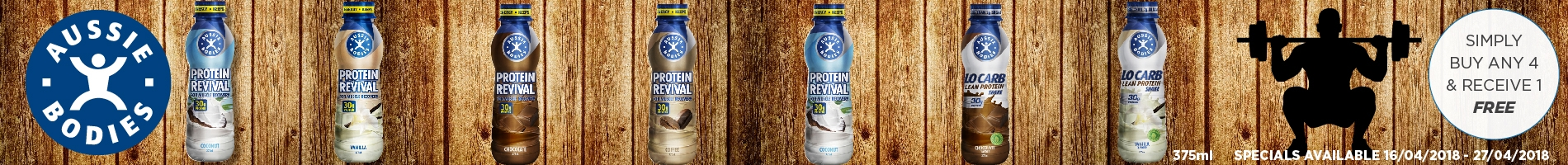 Click to Shop Protein Revival