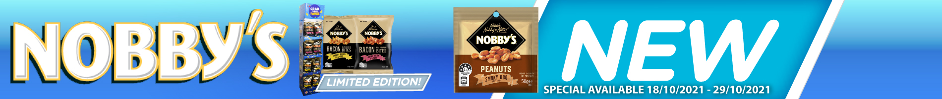 Click to Shop Nobby's